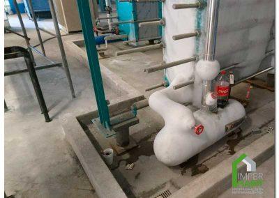 Equipos de condensacion previo a la impermeabilización