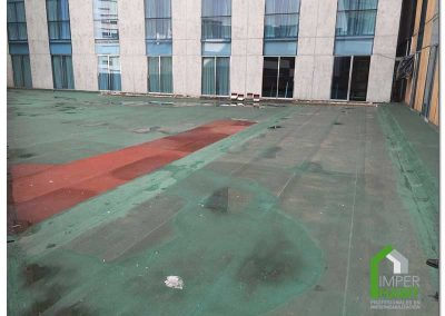 Impermeabilizacion_de_azotea_hotel_crown_plaza_CDMX