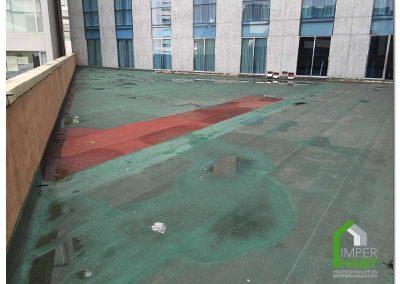 Impermeabilizacion_de_azotea_hotel_crown_plaza_CDMX_previo_c