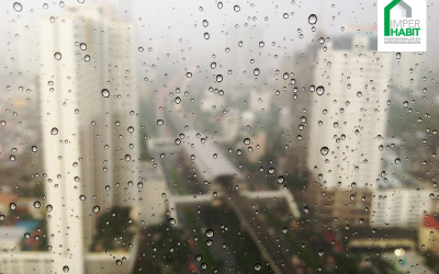 ¿Es recomendable impermeabilizar en época de lluvias?